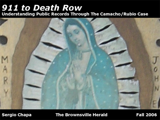 911 To Death Row: Understanding Public Records Through the Camacho/Rubio case