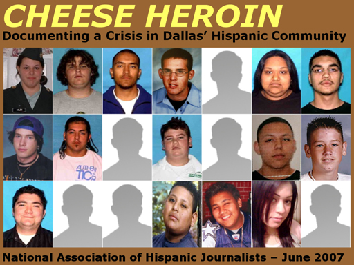 Cheese Heroin: Documenting A Crisis in Dallas' Hispanic Community